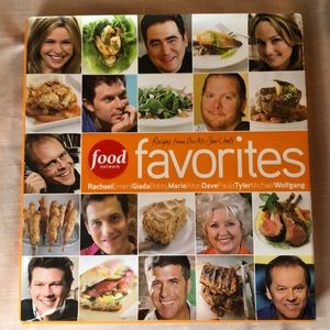 Food. Network Favorites Recipes from our All Star